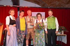 Familie Rieder: Gewinner des Bio-Award Salzburg 2018