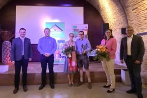 Familie Golser gewinnt den Bio-Award Salzburg 2020