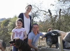 Finalisten Bio-Award Steiermark 2021: Donnerer Anton & Daniela Haller